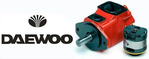 Ремонт гидромоторов Daewoo, Ремонт гидронасосов Daewoo