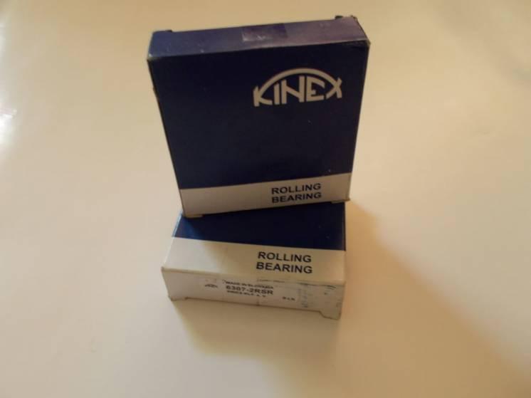 Подшипник 6307-2RSR Kinex (Словакия)