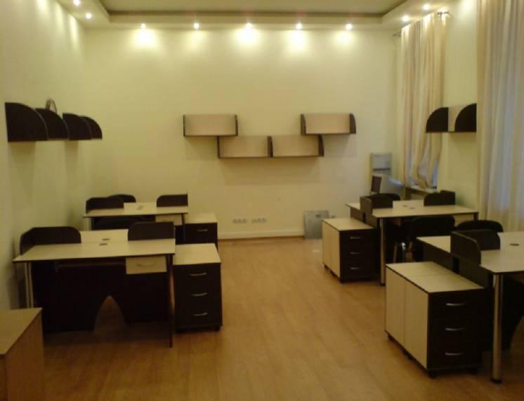 Офисная мебель на заказ в Николаеве и области.