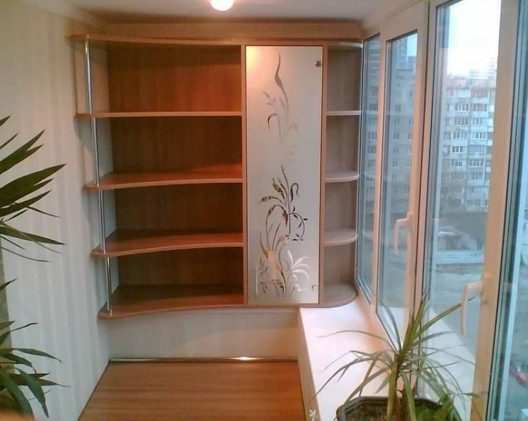 Изготовление на заказ балконной мебели в Николаеве и области.
