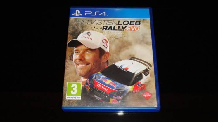 Sebastien Loeb Rally Evo для PS4