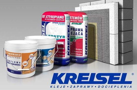Сухие строительные смеси Kreisel (Крайзель)