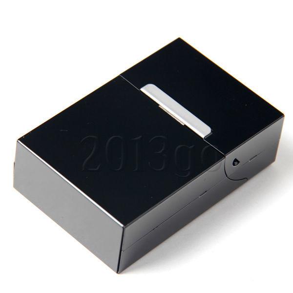 Футляр алюминиевый для сигарет на магнитной защелке
