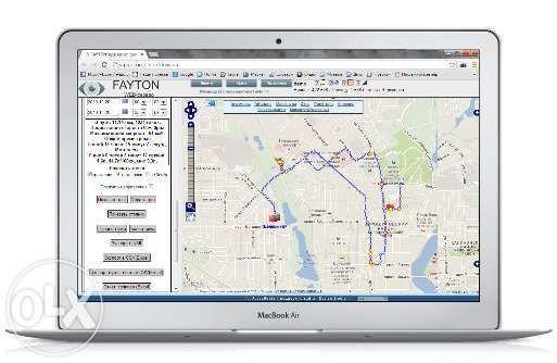Комплект системы мониторинга транспорта
