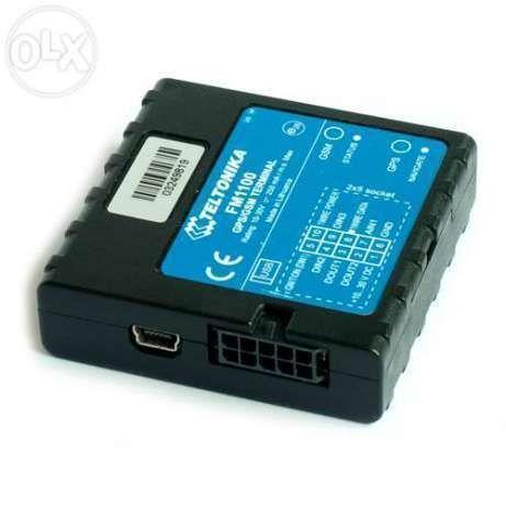 GPS ГЛОНАСС трекер с памятью