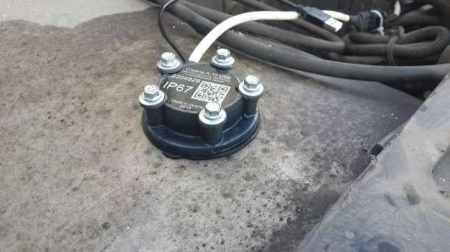 Датчик уровня топлива для GPS трекера мониторинг транспорта контроль