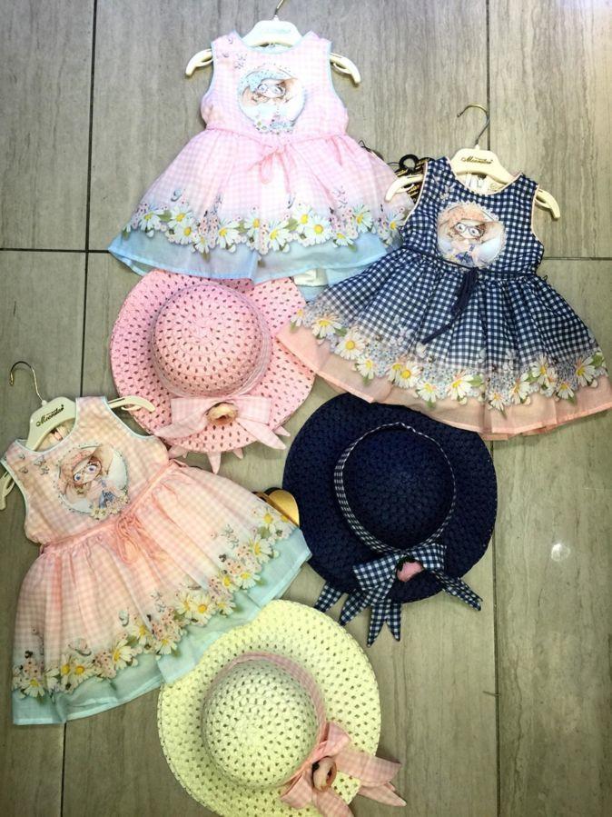 Красивое платье для девочки Moonstar Турция