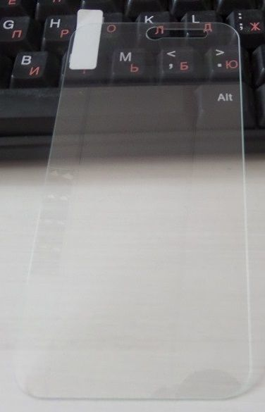 Стекло защитное на экран смартфона Zte Blade A1