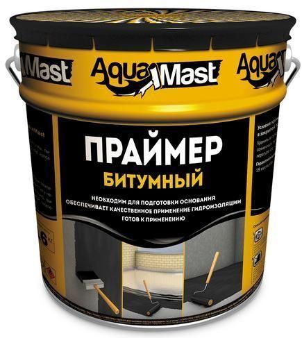 Праймер битумный АкваМаст, AquaMast