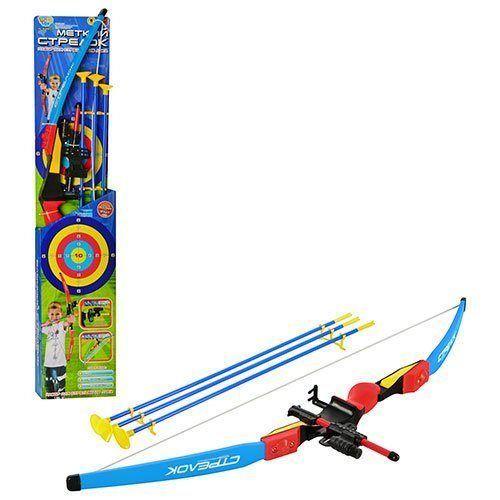 Лук детский Меткий стрелок Limo Toy M 0006