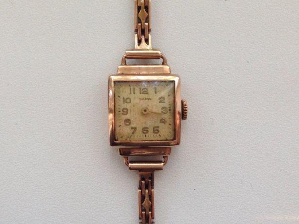 Заря часы продать золотые часов скупка в тюмени наручных
