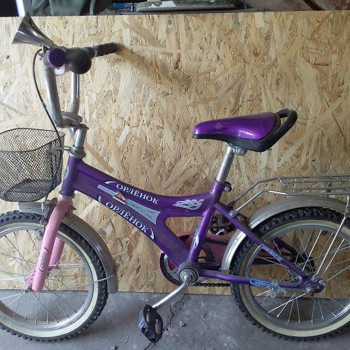 Продам детский велосипед Орленок