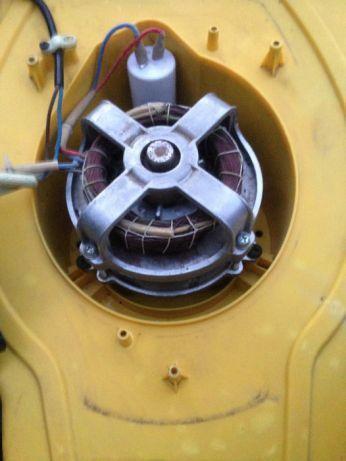 как снять электродвигатель газонокосилки