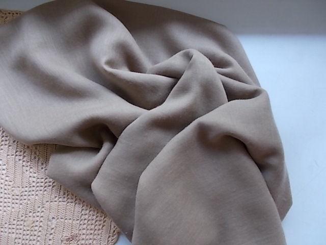 Ткань светло-коричневая, беж, 3 куска = 1 лот, для рукоделия, For Hand
