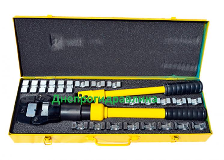 опрессовщик кабельных наконечников прг-400