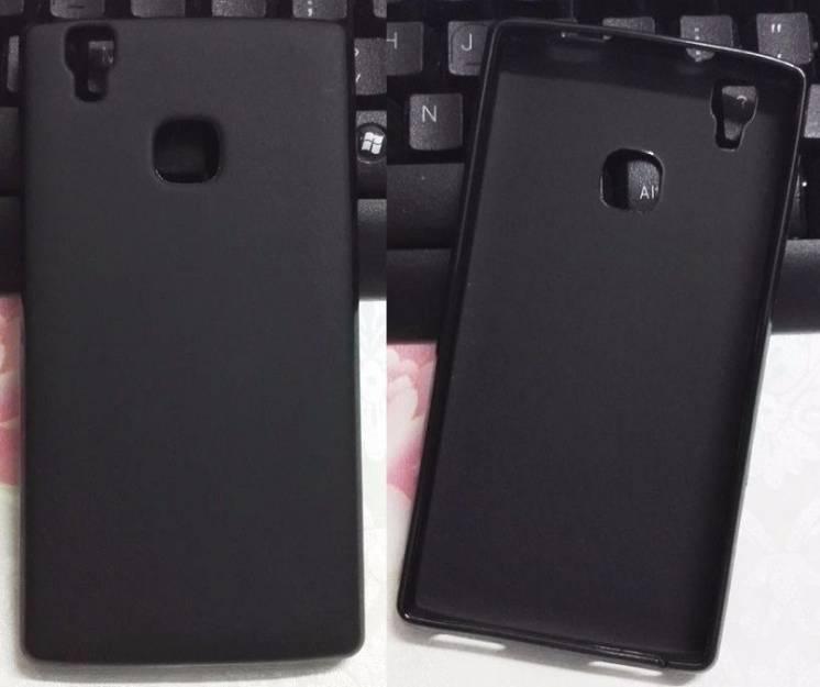 Чехол бампер силиконовый для смартфона Doogee X5 Max, Х5 Max Pro