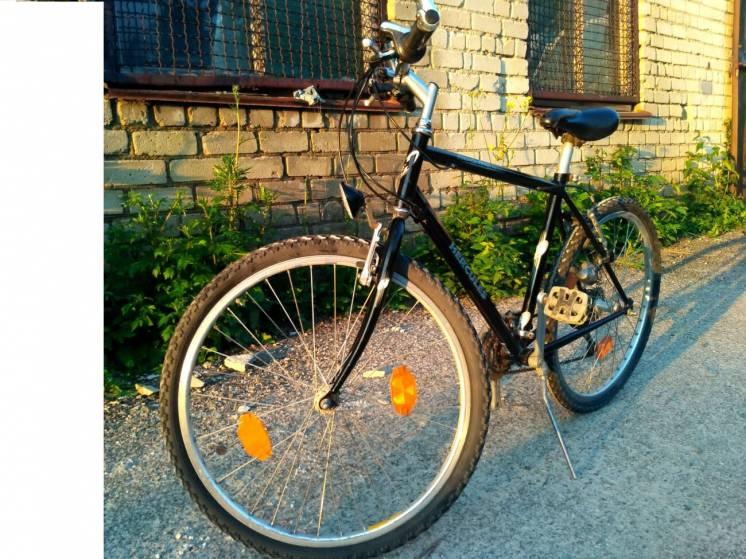 Велосипед з Німеччини HERCULES ручна збірка