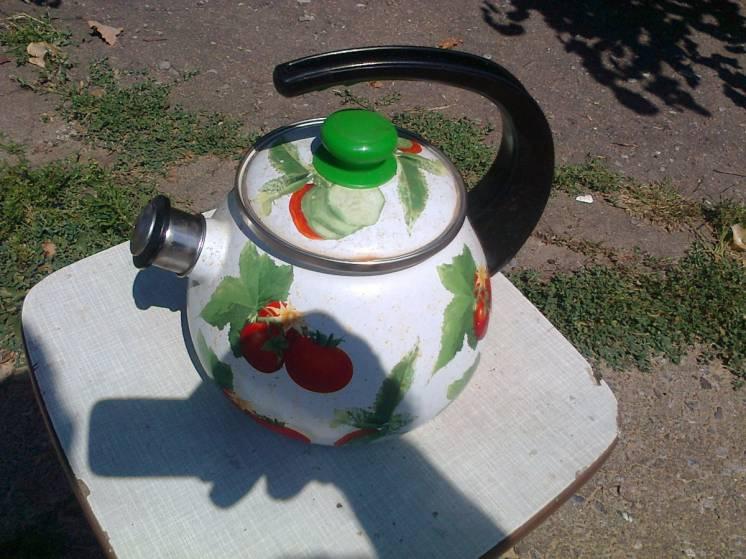 Чайник советский