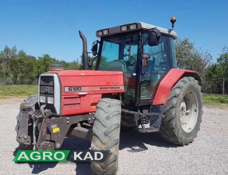 Трактор Massey Ferguson 6180