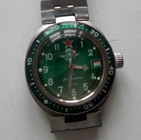Командирские часы продам по часам расчет стоимости работ
