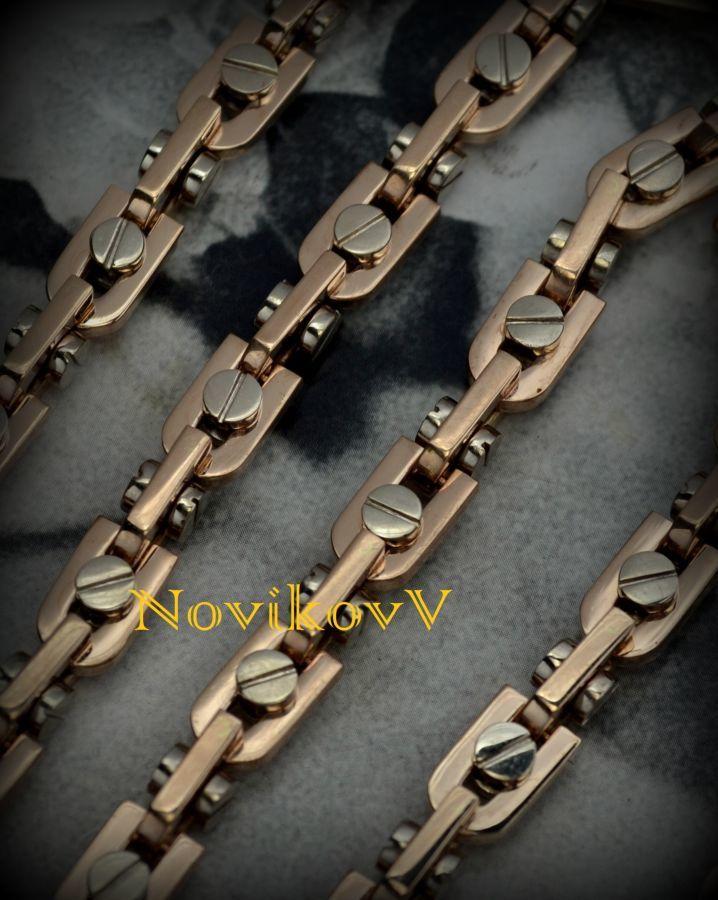 Литиевая цепочка цепь Baraka (Барака) под заказ, ручная работа,Днепр