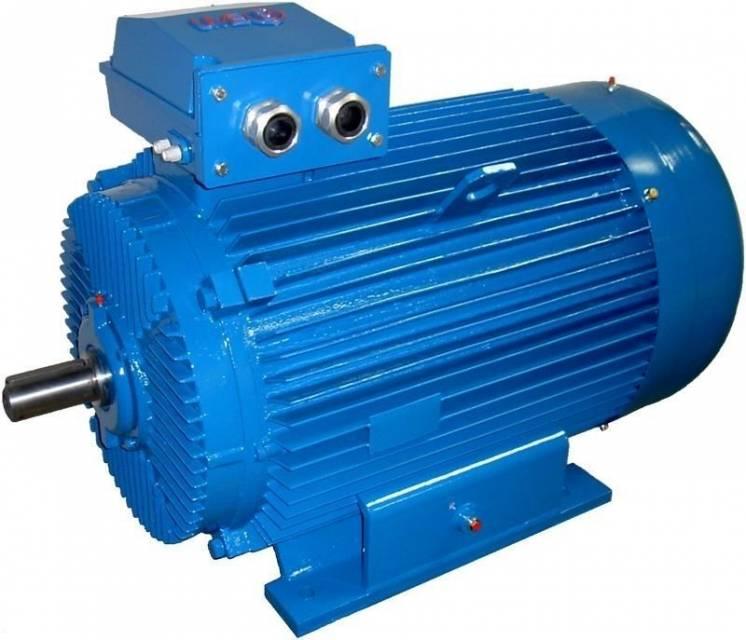 Электродвигатель 45 квт. 1500 об.мин. UMEB - Румыния.