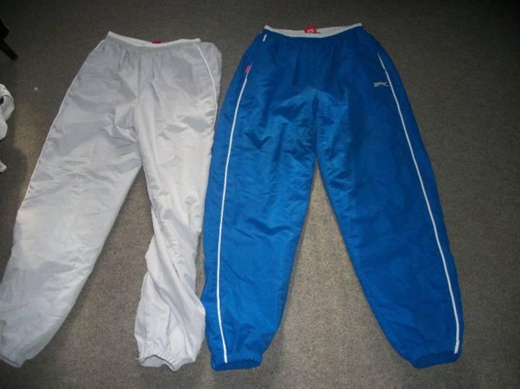 Новые спортивные штаны Slazenger, Umbro, Puma L XL