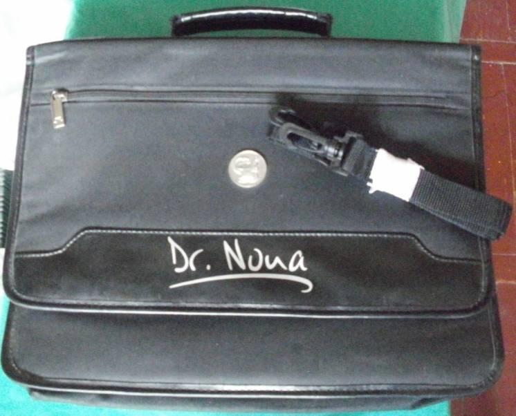 Портфель-сумка Dr.Nona, новая .