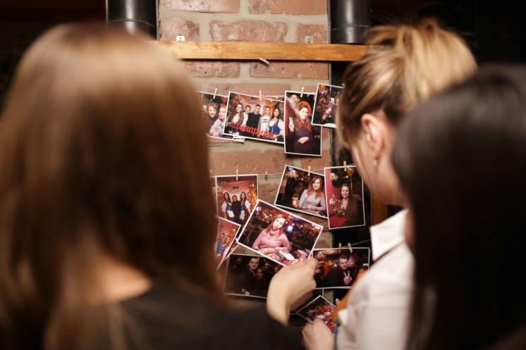Печать фотографий на свадьба, корпоративе, презентации и промо акциях.
