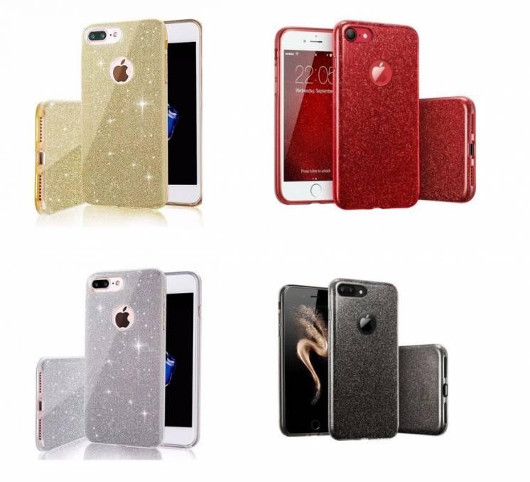 Чехлы для Iphone 6/6plus/7/7plus Glittery Shine