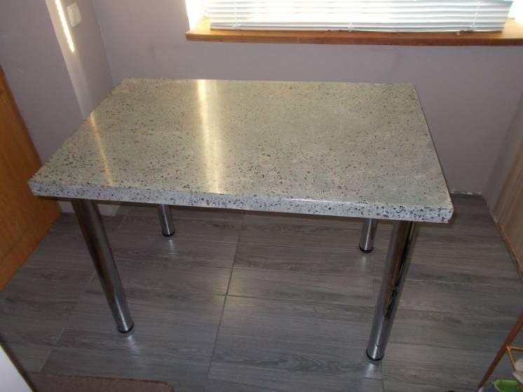 Изготовлю стол/столешницу, раковину, подоконник из бетона