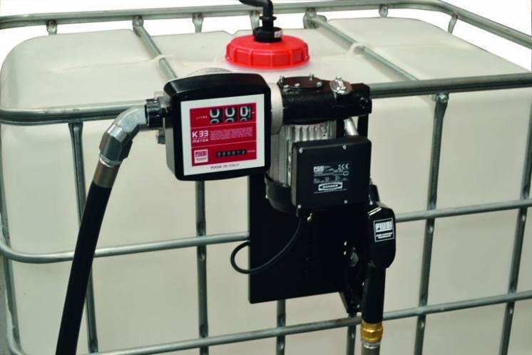 Топливо Заправочный модуль (Мини АЗС)