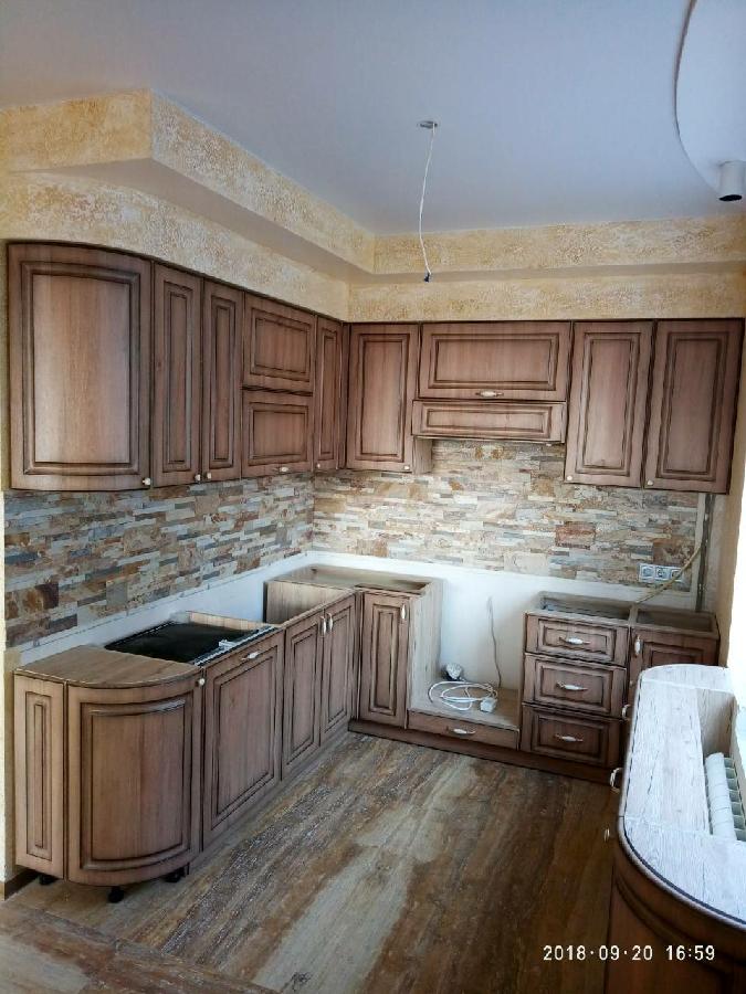 Кухня, новая