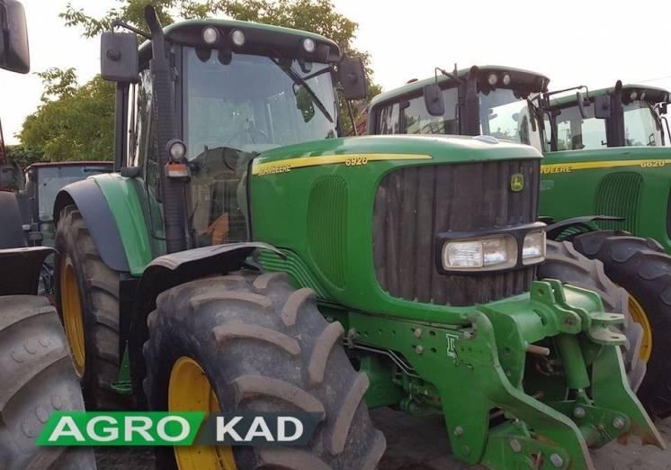 Трактор John Deere 6920 Premium Tls