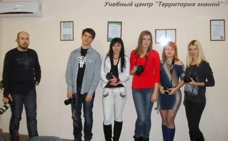 Курсы фотографов в Николаеве Фотошоп