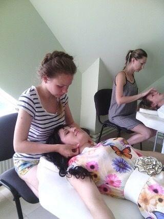 Курсы  детского массажа в Николаеве УЦ Территория Знаний