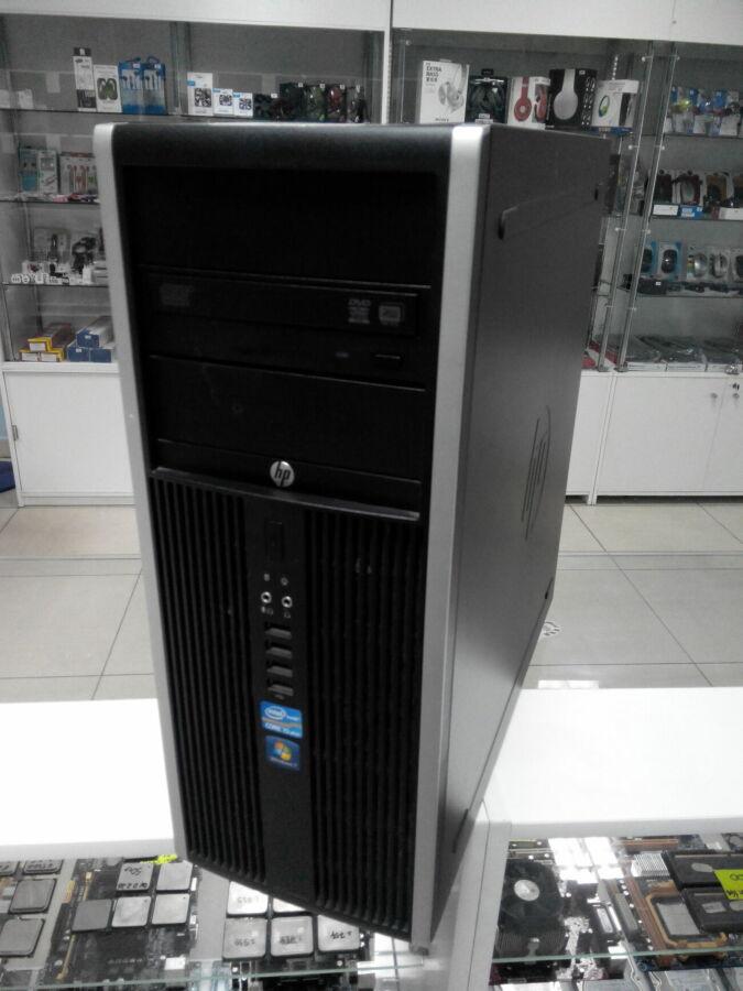 Игровой системный блок Intel Core I5 2500/8gb/500gb/RX550_2gb