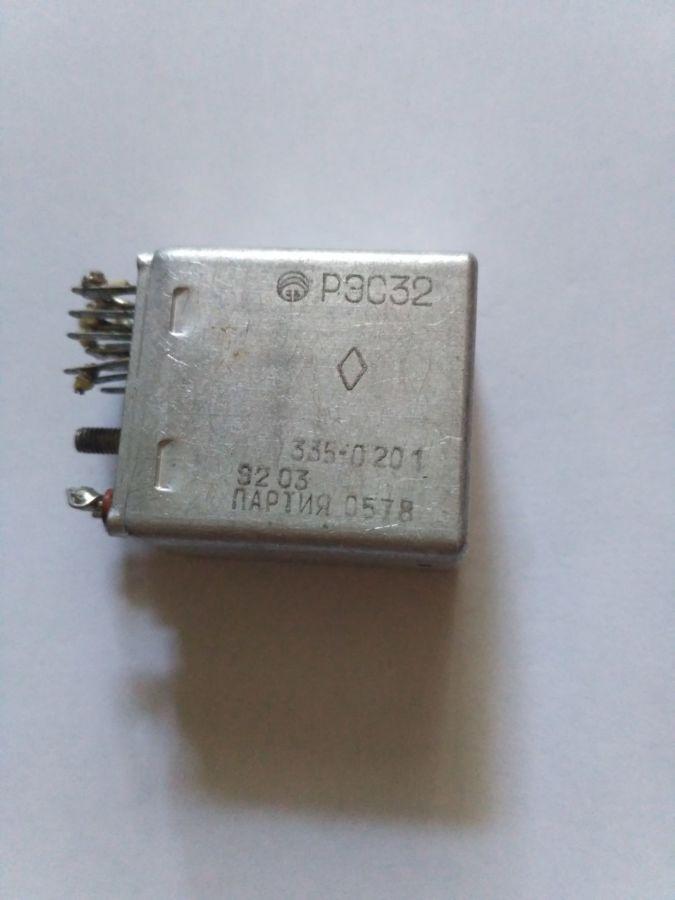 Реле РЭС-32