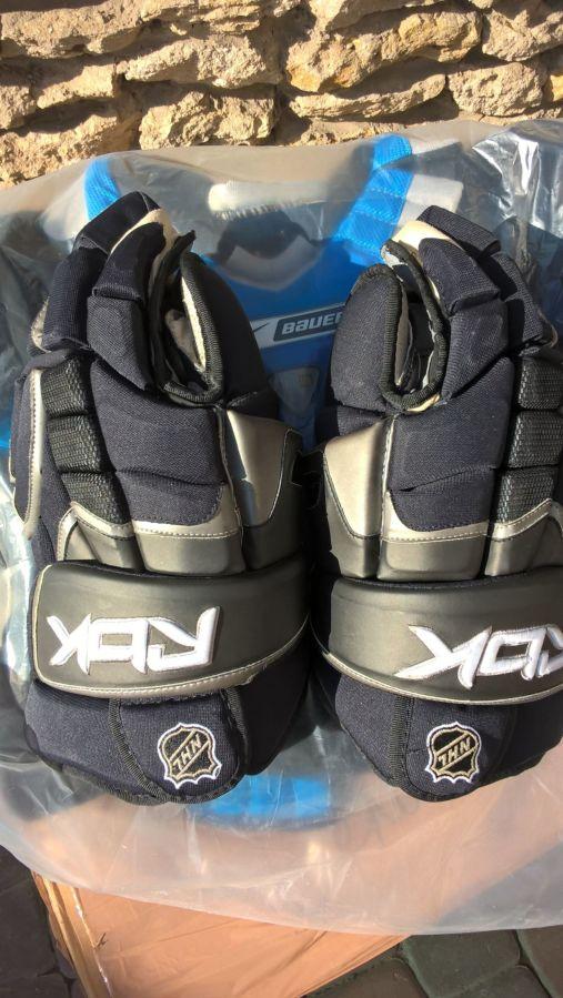 хоккейные краги Reebok Pro Size 15