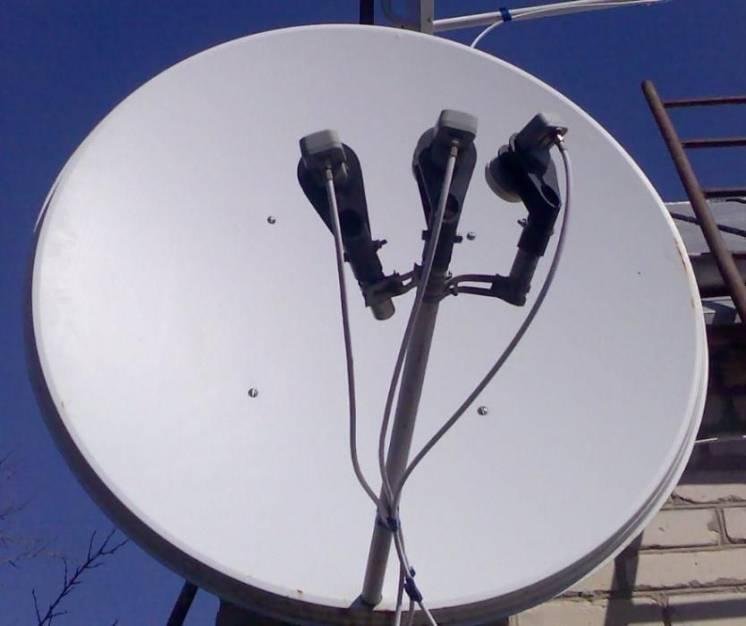 Спутниковое тв - ОРТ, НТВ, РТР - установка антенн! Качество и Гарантия