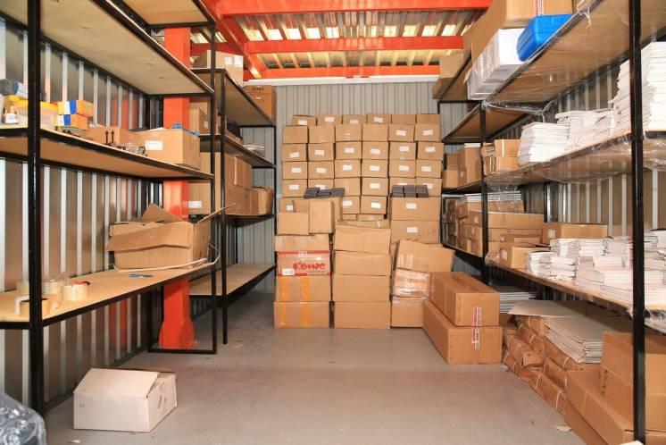 Аренда мини склада для хранения личных вещей, мебели. Услуги хранения.