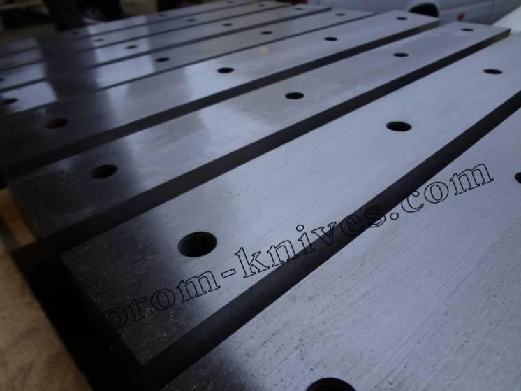 Ножи для гильотины НА 3225 1080х165х45