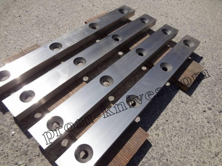 Ножи для гильотины НГ 13 670х60х25