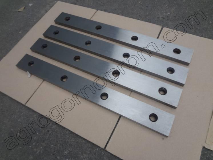 Ножи для гильотин 550Х60Х16 из Ст 6ХВ2С, ХВГ -8 шт.