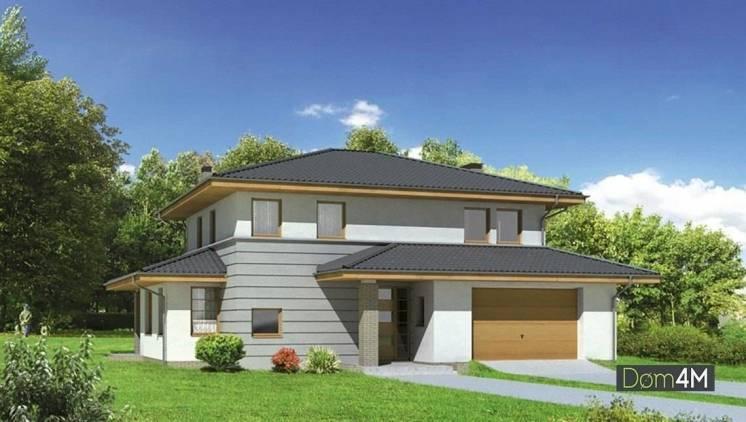 Индивидуальное проектирование дома.