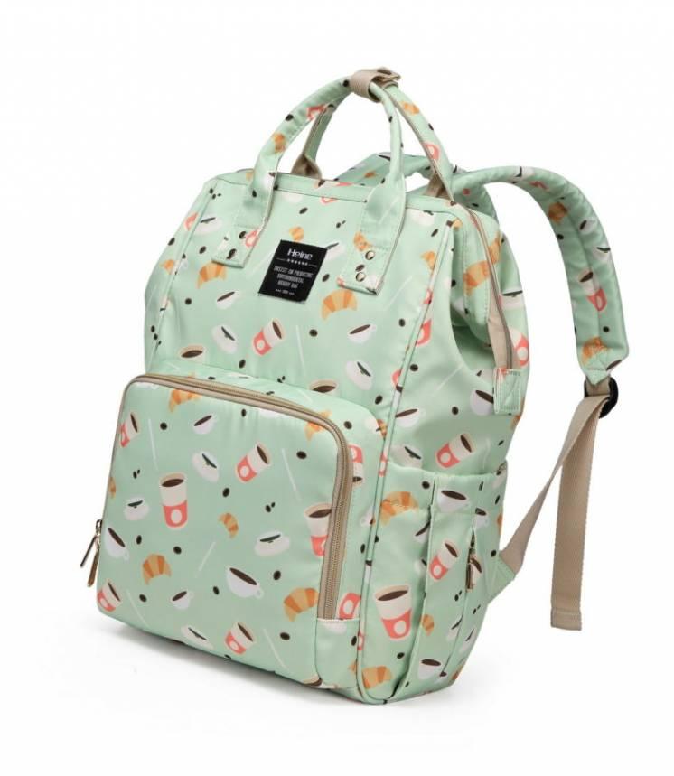 Сумка-Рюкзак для мам и Малышей. Качество!Крепления на коляску