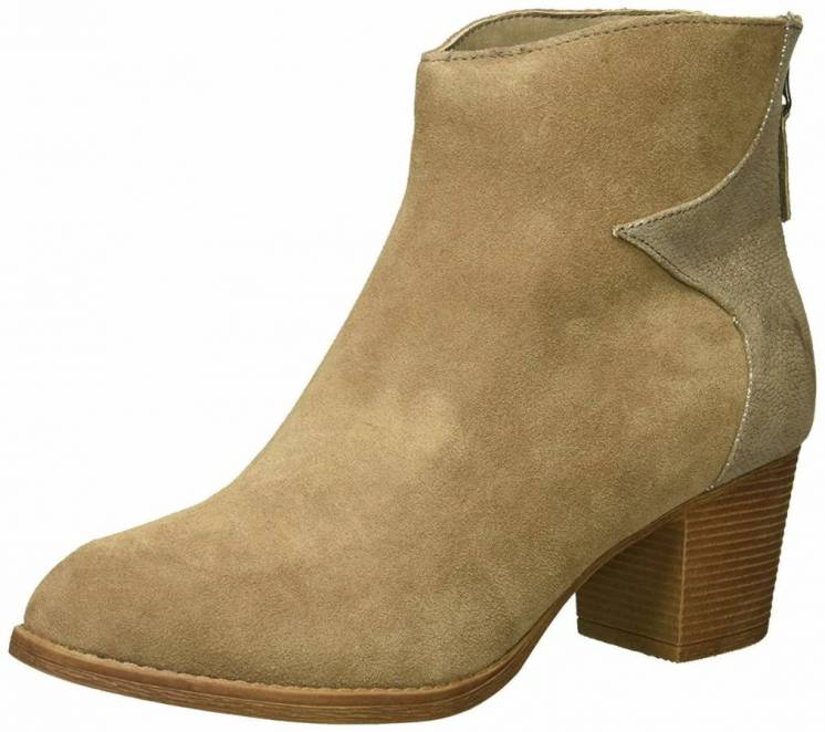 Женские ботинки Skechers замшевые сапоги США оригинал USA8  28 см