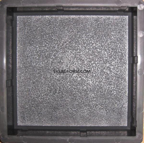 Формы для тротуарной плитки Кирпич дорожный шагрень 4,5 см