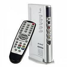 Тв приставка цифровая Тv Boxw9 Plus, Aver Media /3d Full Hd /