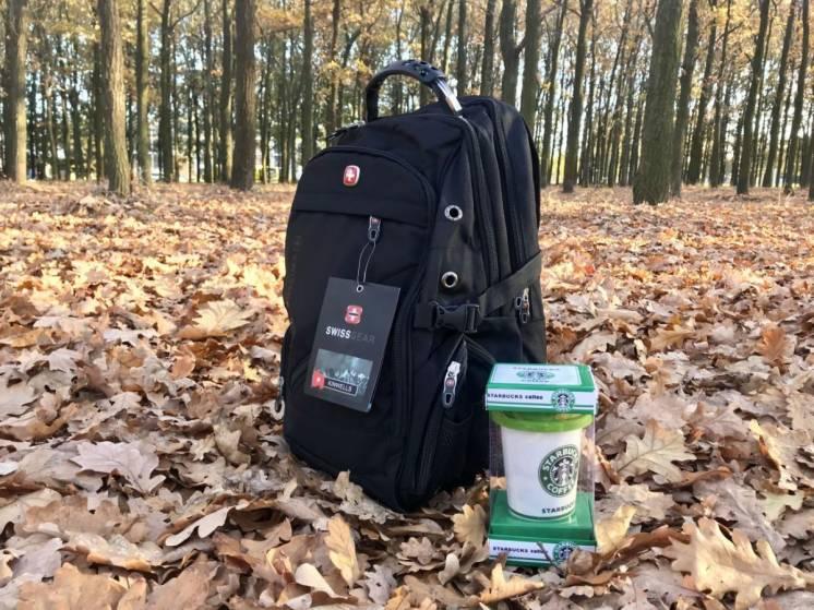 Рюкзак Swissgear 8810 + Подарок (Термочашка)